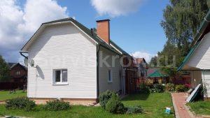 Деревня Сумароково (дом, баня)